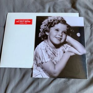 Brand new shirley temple photo